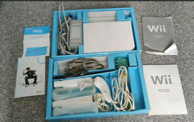 Nintendo Wii, Boxed & Games ***TESTED***