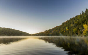 Terrain à vendre Développement Lac Jackson – L'HÉBERGEMENT