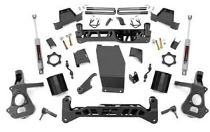 "NEW Rough Country 7"" GM Lift Kit"