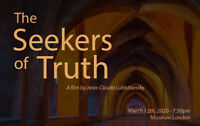 Film Screening:  Seekers of Truth, March 12th, 2020