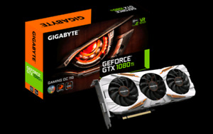 GIGABYTE GeForce GTX 1080 Ti Gaming OC-11GD 11GB 352-Bit