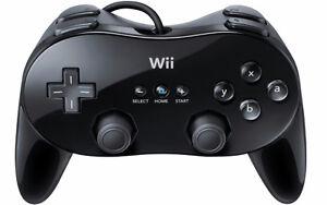 Looking for Wii Controller Pro, and other accessories.