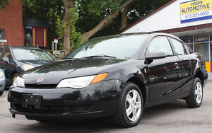 2006 Saturn ION Coupe (2+2 door)**ONLY 99,000KM