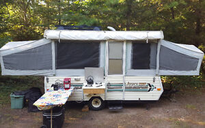 10' Jayco Thrush Series Tent Trailer For Sale