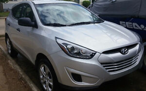 2014 Hyundai Tucson - great condition & fuel economy