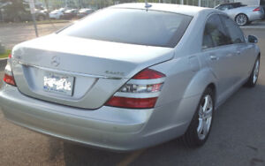2008 Mercedes-Benz S450 AWD in excellent condition