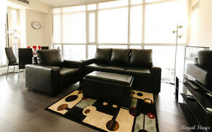 Fully Furnished Apartment Mississauga Near Square One! Call now!