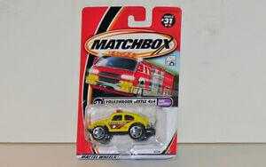 Matchbox Volkswagen Beetle 4 x 4 1:64 Scale Diecast