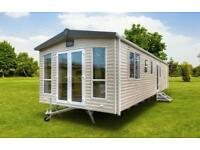 3 Bed Brand New Static Caravan in Wales - Reduced by £2000 & Fees Inc Till 2020!