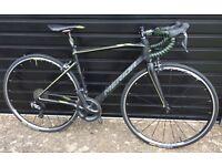 Merida Ride 95 Comp Carbon Di2 Racing Bike S/50