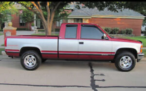 Wanted:  1989 Extended Cab Pickup Truck