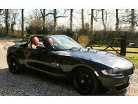 2008 (57) BMW Z4 2.5SI SPORT CONVERTIBLE 2DR ROADSTER WARRANTIED LOW MILEAGE