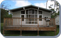 Cabin and Lot Sale - Longbow Lake, Ontario