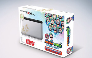 3DS XL Package LIMITED EDITION