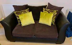DFS 2 and 3 seater sofas. REDUCED From £260