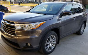 16 Highlander XLE 37,900kms- No Accidents - 3rd Party Finance