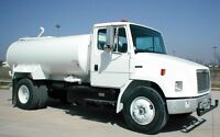 Water Truck and Tandem Dump Truck Drivers Needed