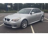 BMW 520D auto full Bmw Service history will part x with something smaller!