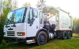 ***ONLY 18000KM***2005 Sterling Garbage Truck  Williams Lake Cariboo Area image 2