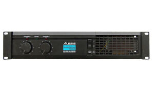 Alesis Matica 900 Stereo Power Amplifier (900W) w/ warranty $329