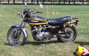 Kawasaki Z1B. 900
