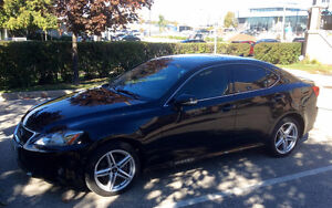 2012 Lexus IS 250 - $23000; Minimally Used, Great Condition
