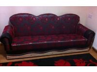 3 seater bed settees