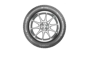 1 yr old michellin X-Ice Xi3 winter tires with steel rims for VW