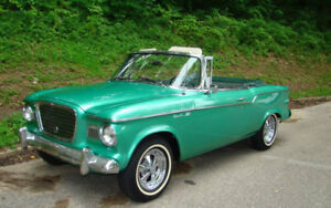 RARE 1960 Studebaker Lark VIII convertible $14,500