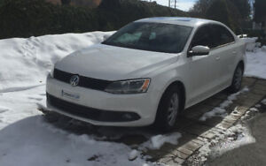 2014 Volkswagen Jetta Comfortline Sedan 2.0L, Manual