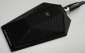 AUDIO TECHNICA AT-851a BOUNDARY MICROPHONE
