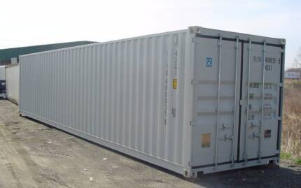 Container storage and hardstand