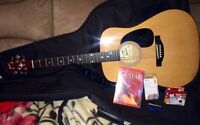 Montana Acoustic Guitar - right handed