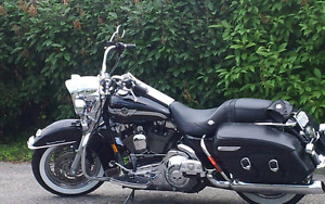 Road king classic injection  flhrci