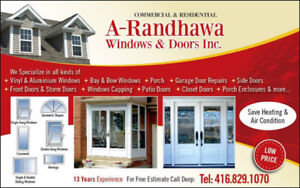 Get A Free Quote For Your Windows Doors & Porch Enclosure