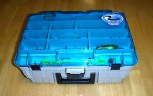 Plano Fishing Box with Contents