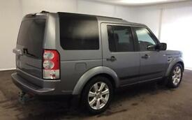 LAND ROVER DISCOVERY 4 TD V6 7 SEAT XS HSE LUXURY GS FROM £114 PER WEEK!