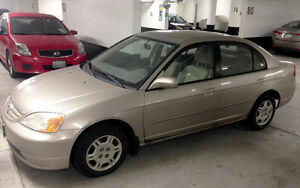 *Lower Price 2001 Honda Civic 235K km