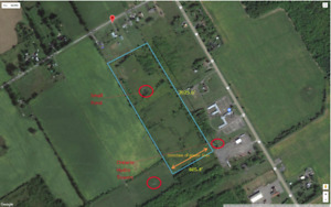 27 Acres of Land 45 Mins From Ottawa - RENT OR BUY​