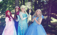 Princess Birthday Parties! Invite the Snow Queen to your event!