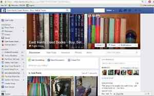 JOIN FB GROUP EAST HANTS USED BOOKS BUY, SELL & TRADE