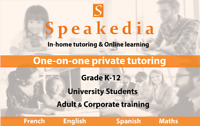 In-Home Tutoring. Personalized Support with Qualified Teachers!