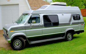 For Sale Ford Econoline camper van