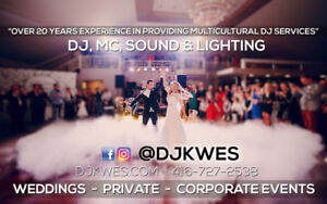 Professional DJ Service for Events.