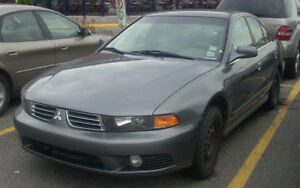 2003 Mitsubishi Galant GTZ ***ALREADY SAFETIED-GOOD TO GO***