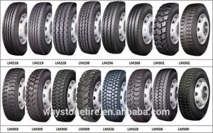 Big Sale on Truck Tire 11R22.5-24.5, All specialty and Car Tire