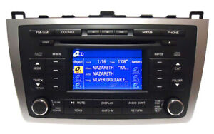 2009-13 MAZDA 6 COMPLETE WORKING 6 CD CHANGER PLAYER PERFECT!