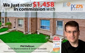 Full Service Brokerage-List Your Home For Only 2.75% Commission!