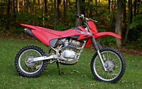 2008 CRF 150F --- Absolutely Mint, Ready to Ride