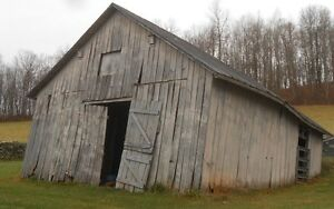 Need your barn dismantled?